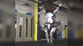 New twist on robotics: Boston Dynamics showcases Atlas' agility with gymnastics routine (VIDEO)