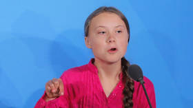 Greta Thunberg wants you afraid, and big business will make a killing off it