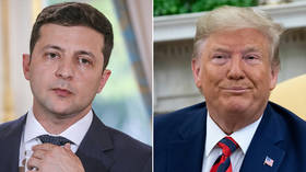 Trump authorizes release of 'complete' transcript of call with Ukraine's Zelensky, Dems still not happy