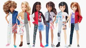 Toy maker behind Barbie releases gender-neutral dolls
