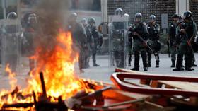 'Emboldening radicals': China fumes after US lawmakers approve Hong Kong 'human rights act'