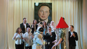 Elon Musk salutes 'silver-tongued' Russians who made cheeky music video in his honor… but will he come to their business forum?