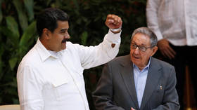 Venezuela regime change: US sanctions Cuba's Raul Castro for 'gross violations of human rights'