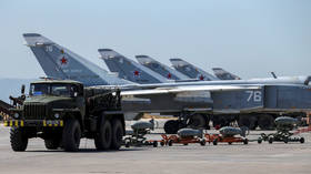 Khmeimim 2.0: Large-scale renovation at Russia's airbase in Syria protects jets & allows deployment of even MORE (PHOTOS)