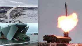 Did you see that one, Alaska? Russia's Pacific Fleet fires Oniks supersonic cruise missile from coast for first time