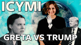 #ICYMI: Greta's icy glare v Trump's hot air, teen's death stare defines climate debate