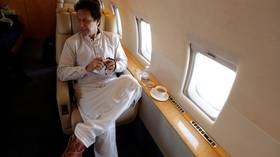 Imran Khan's jet turns around mid-flight, makes emergency landing in NYC after electronics glitch