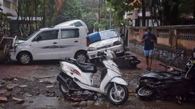59 killed by 'unprecedented' torrential monsoon in India (VIDEOS)