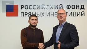 Coming home: Khabib Nurmagomedov says homecoming title fight in Russia is 'highly possible'
