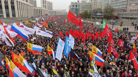 20,000 gather for post-election anti-govt protest in Moscow