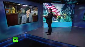 HK's Regina Ip: Hong Kong's police are far more restrained than Western counterparts! (E797)