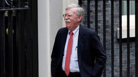 Bolton's WH-bashing private debut met with elated applause by impeachment-hungry #Resistance media