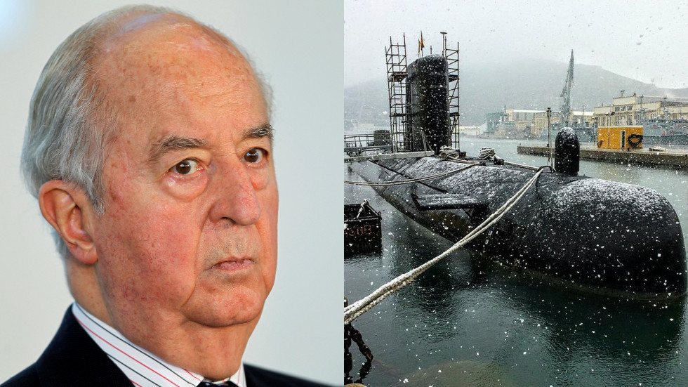 Pakistan submarine deal scandal: Former French PM Balladur to stand trial over role in kickbacks scheme