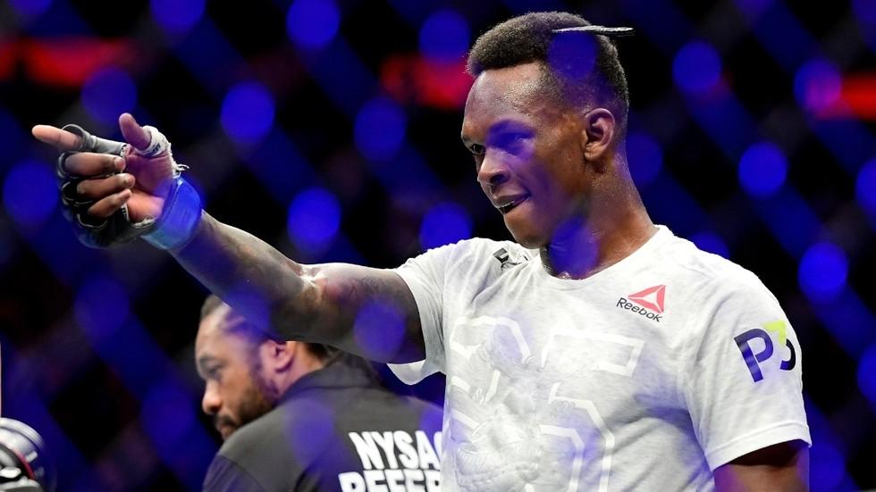 UFC 243: Israel Adesanya captures UFC middleweight title with stunning second-round KO