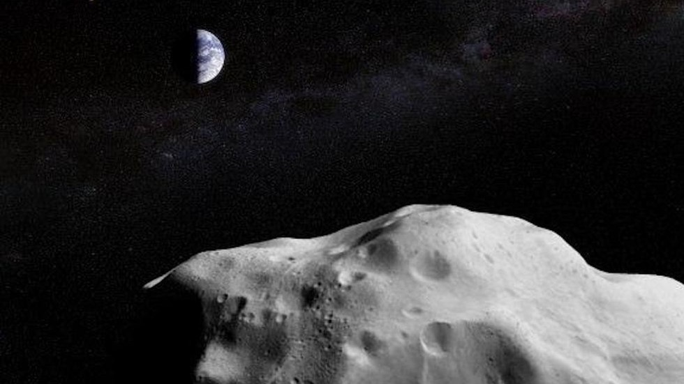 Incoming: Series of 'near-Earth' asteroids hurtling past our planet this week