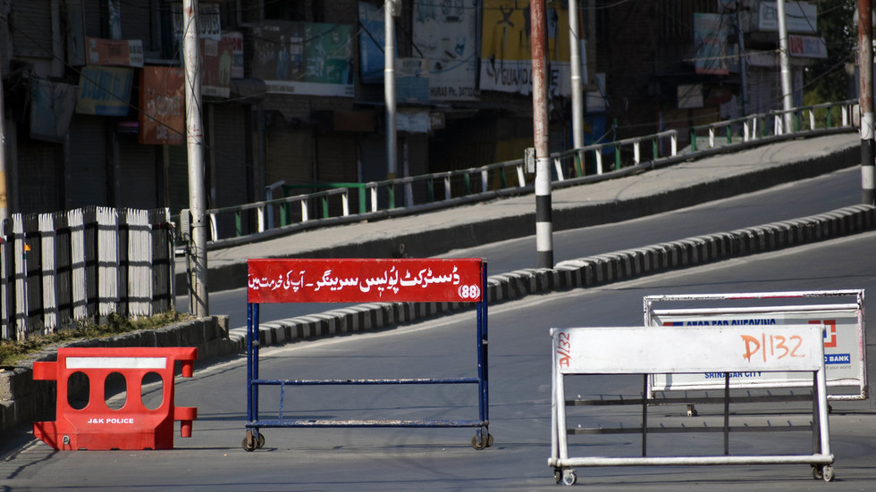 5 injured in grenade attack in Kashmiri capital (PHOTOS)