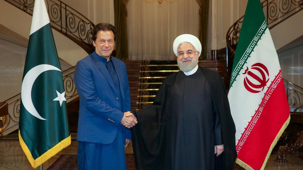 Imran Khan says Pakistan will push for Iran-Saudi mediation