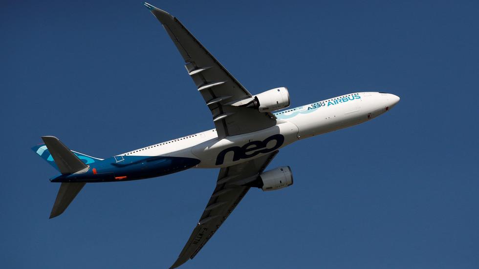 WTO allows US to target EU goods in retaliation over Airbus subsidies
