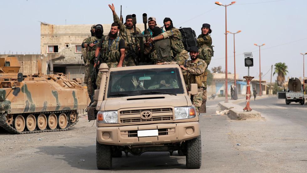 Pentagon to 'press NATO allies to sanction Turkey' over Syrian op, blames Erdogan for potential 'war crimes & ISIS resurgence'