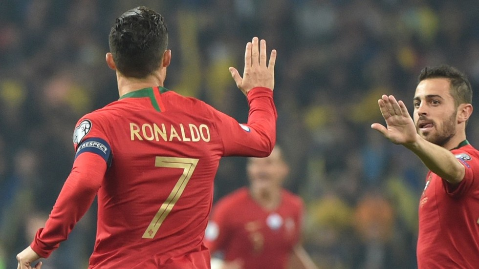 CR700: Cristiano Ronaldo's 700th career goal not enough to save Portugal from defeat in Ukraine