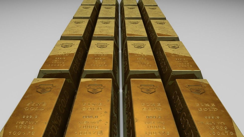 Could China be holding 20,000 tons of gold? RT's Keiser Report finds out