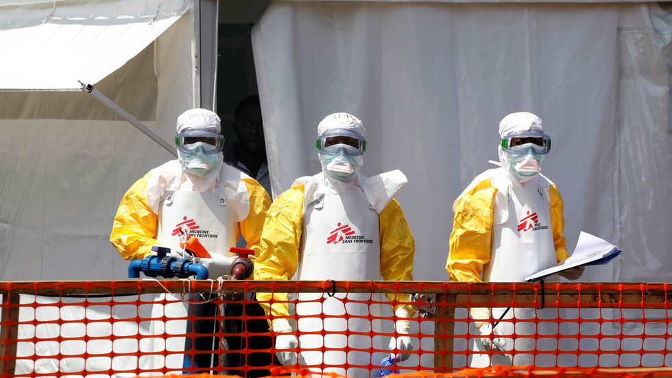 Olympic fever? Tourists may be unaware Japan IMPORTED Ebola in preparation for 2020 games