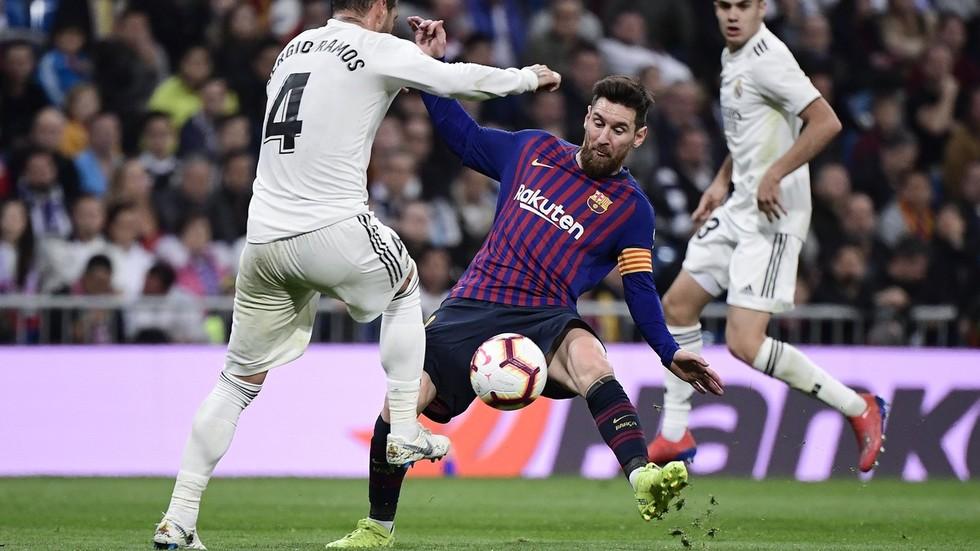 Barcelona v Real Madrid clash POSTPONED as El Clasico falls victim to raging protests in Catalonia