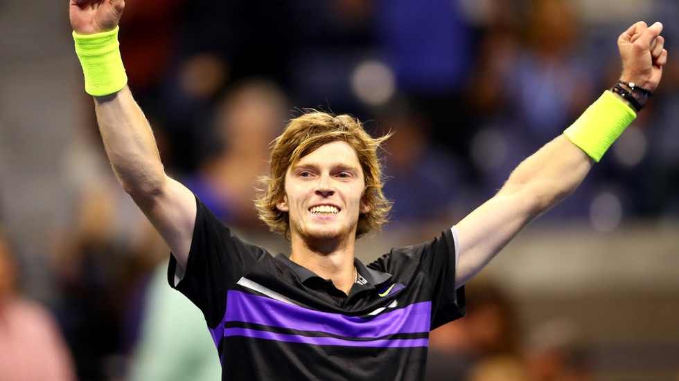 Krem de la Krem! Russian rising star Rublev clinches Kremlin Cup 2019 on his 22nd birthday in Moscow