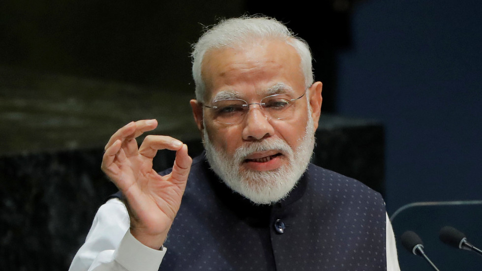 PM Modi warns against efforts to 'demonize' technology in India, says AI can be harnessed to benefit mankind