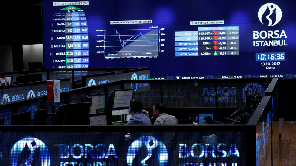 Turkey names banker US convicted of Iran sanctions-dodging as head of STOCK EXCHANGE