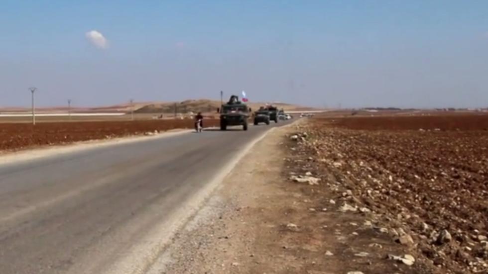 WATCH Russian military police arrive in Manbij & Kobani after deal on Syrian-Turkey border (VIDEOS)