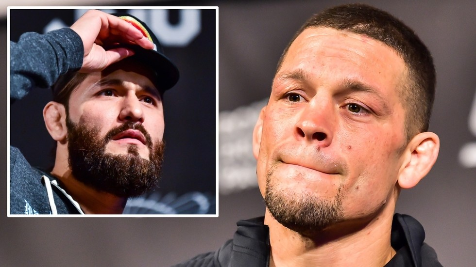 UFC 244: How the UFC's two 'baddest motherf*ckers' combined for the year's most anticipated fight