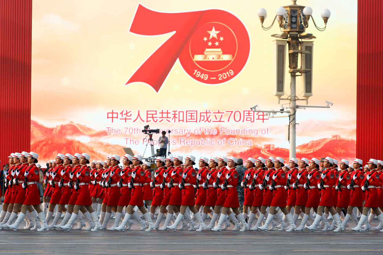 How China's military parade will showcase a country seeking regional dominance