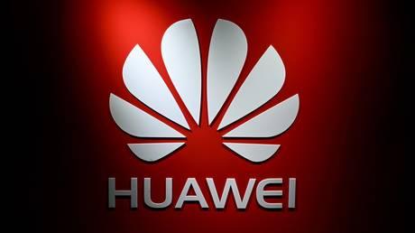Huawei logo © AFP / Mohd Rasfan