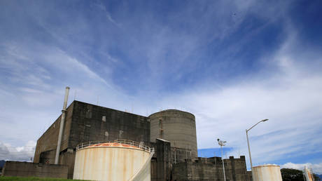 The Bataan Nuclear Power Plant (BNPP) in Morong town, Bataan province, Philippines. File photo.