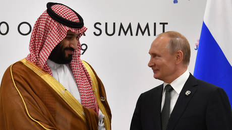 Putin visits Saudi Arabia for first time since 2007 – but can Russia be friends with EVERYONE in the Middle East?