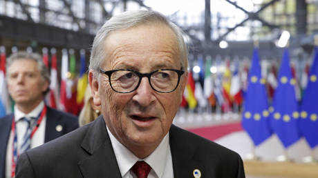 President of the European Commission Jean-Claude Juncker © AFP / Aris Oikonomou