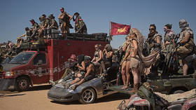War boys, V8s & dust: Mad Max-themed post-apocalyptic 'Wasteland Weekend' festival held in Mojave Desert (PHOTOS)
