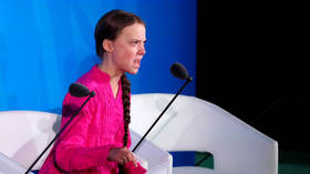 'This w**re!' Italian football coach fired for abusing climate activist Greta Thunberg