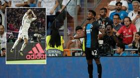 'I celebrated like Cristiano to show them they lost something': Brugge striker after taunting Real Madrid with Ronaldo celebration