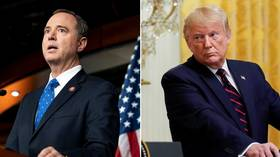 Trump triumphant as New York Times report reveals 'whistleblower' spoke to 'Shifty Schiff' before filing complaint