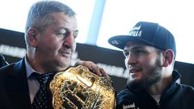 'If McGregor wants it, Moscow is waiting': Khabib's father says UFC champion wants rematch on Russian soil in 2020