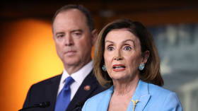 Pelosi insists Schiff's falsified 'parody' of fateful Trump-Zelensky call was 'the president's own words'