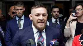 Conor McGregor charged with pub assault, to appear in Dublin court next week