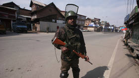 10 injured in grenade attack outside government office in Indian-controlled Kashmir