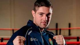 Highly-rated Irish boxer Joe Ward suffers gruesome leg injury in professional debut (GRAPHIC VIDEO)