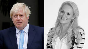 I asked 'Alex the Great' if I could show him a few things on the pole – Jennifer Arcuri's BoJo revelations — RT UK News