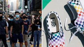 Vans shoemaker under fire after dumping Hong Kong protests-themed design from contest