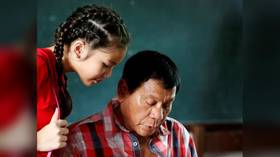 Duterte says his daughter has dengue fever, days after revealing his own neuromuscular disorder