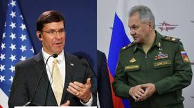Pentagon calls Russia as US announces Syria withdrawal